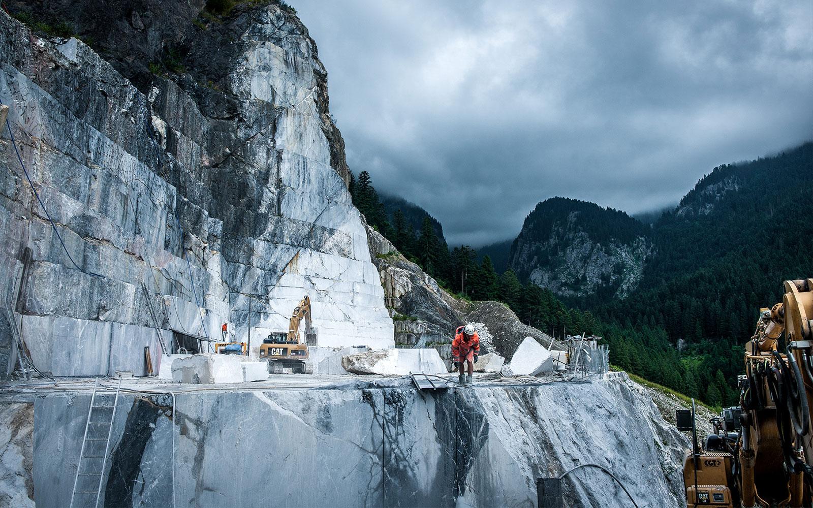 Quarry Fior Di Pesco Carnico 174 Margraf