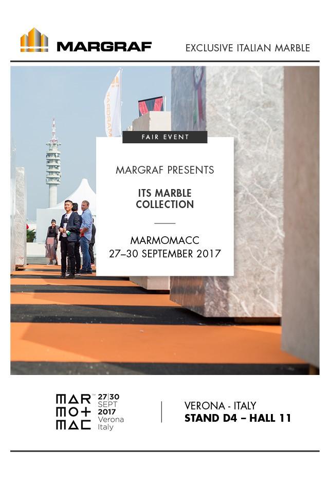 Marmomacc 2017 margraf for Marmomacc verona 2017