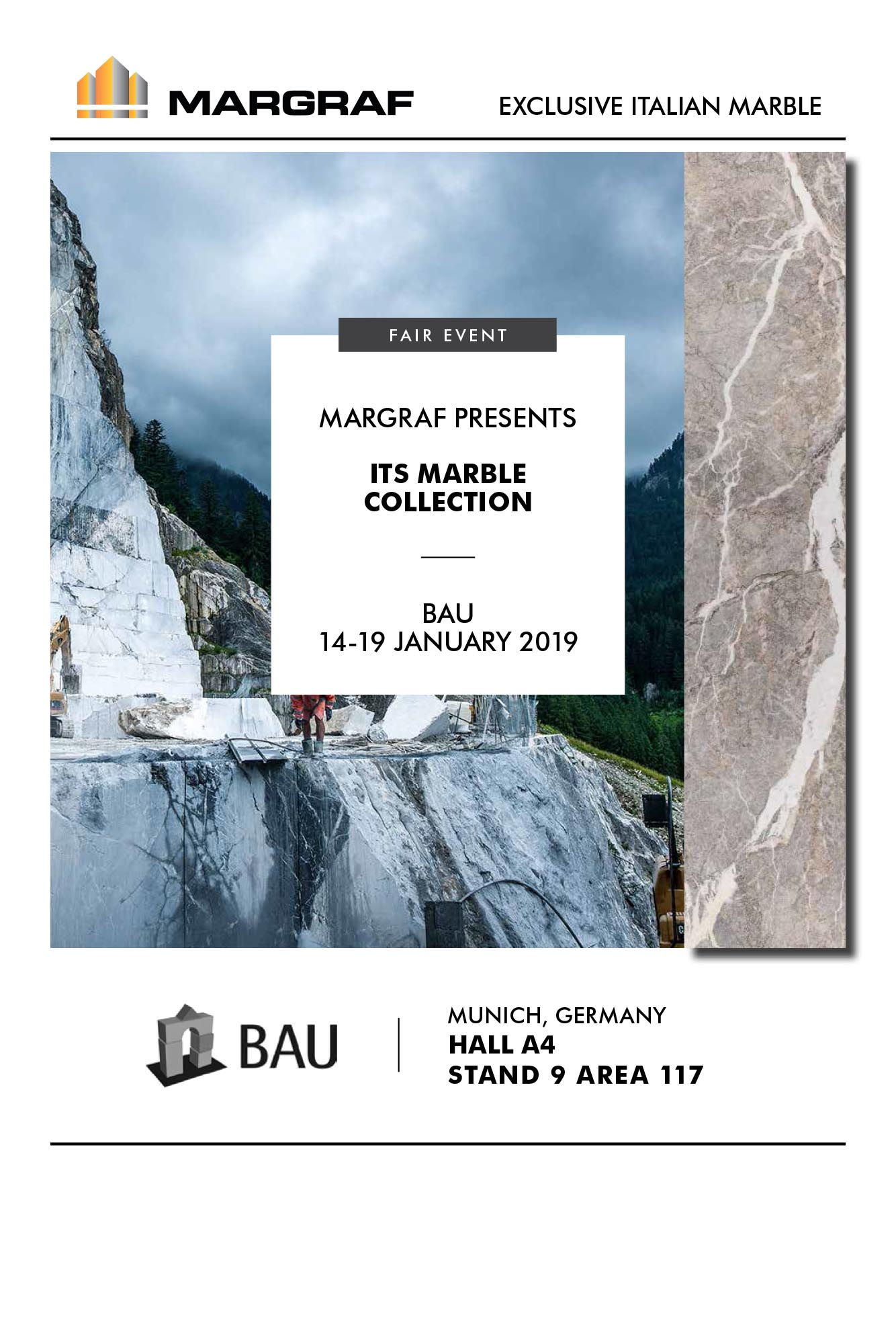 fiera BAU monaco jan19
